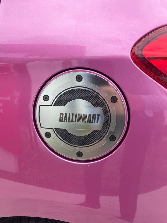 2013 Mitsubishi Mirage Sport LA MY14 Mulberry