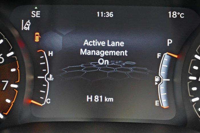 2021 Jeep Compass Launch Edition M6 MY21 Brilliant Black