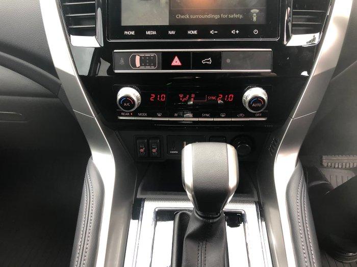 2021 Mitsubishi Pajero Sport Exceed QF MY21 4X4 Dual Range Graphite Grey