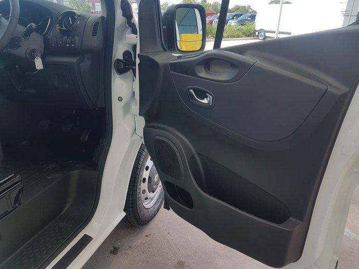 2021 Renault Trafic Premium 103kW X82 Glacier White