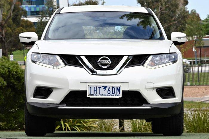2016 Nissan X-TRAIL ST T32 Ivory Pearl