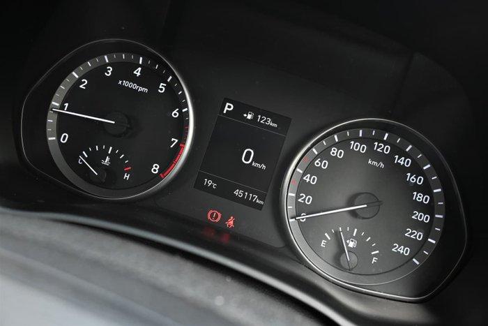 2017 Hyundai i30 Active PD MY18 Iron Grey