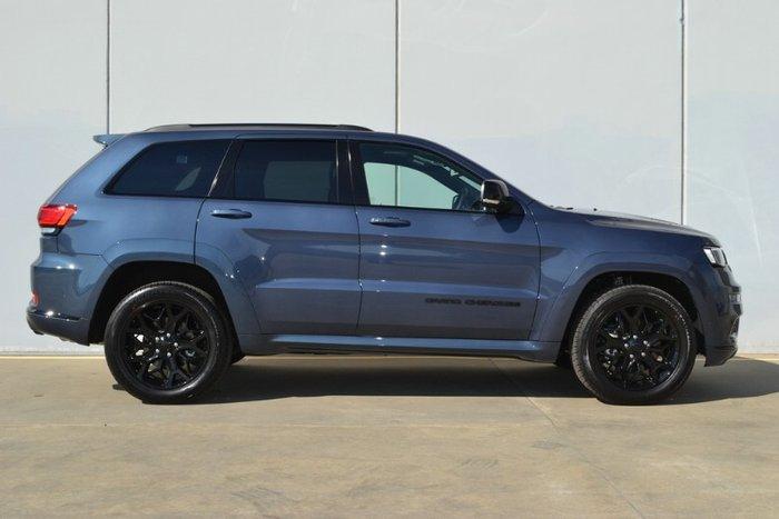 2021 Jeep Grand Cherokee S-Limited WK MY21 4X4 Dual Range SLATE BLUE DIESEL NO ROOF