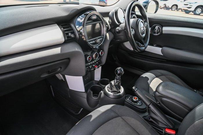 2014 MINI Hatch Cooper D F56 Pepper White