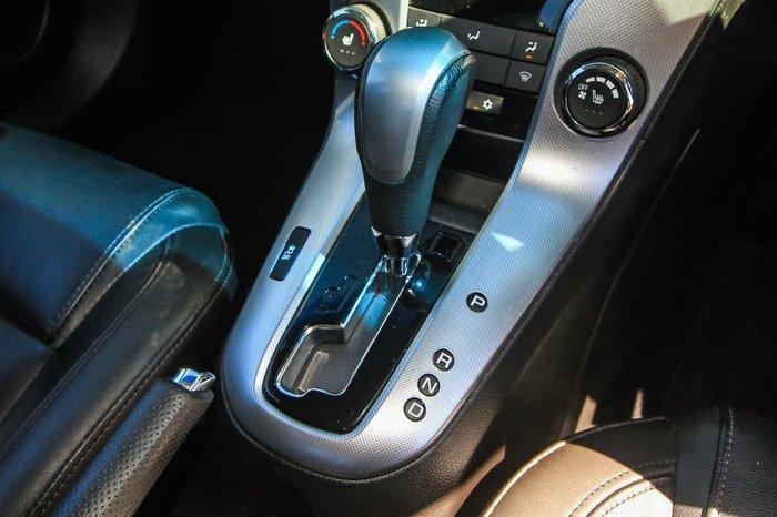2012 Holden Cruze CDX JH Series II MY12 Green