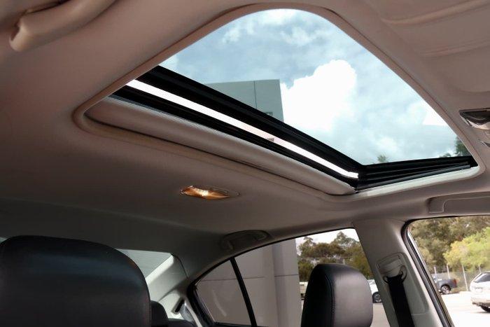 2009 Subaru Liberty 2.5i Sports Premium 5GEN MY10 AWD Crystal Black