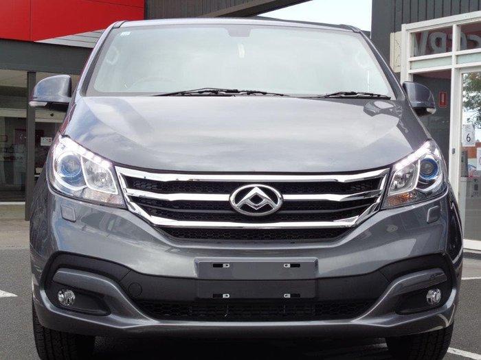 2021 LDV G10 SV7A Grey