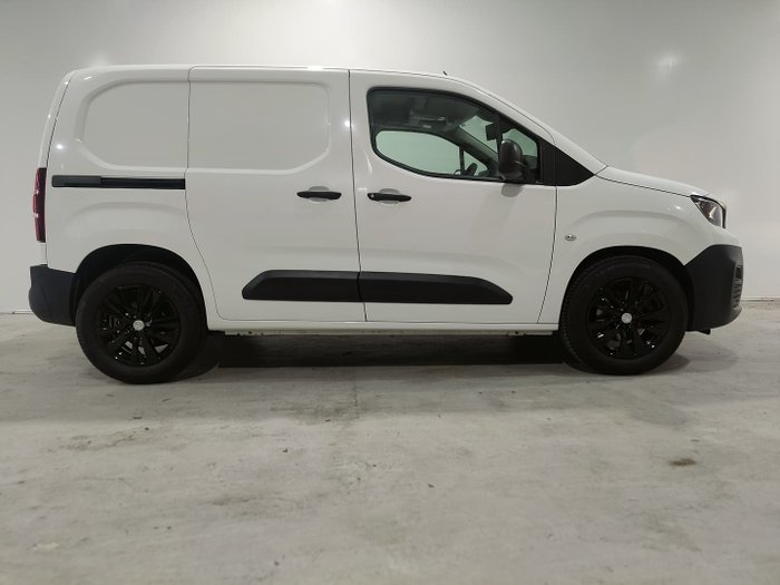 2019 Peugeot Partner 130 THP K9 MY19 White