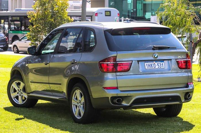 2013 BMW X5 xDrive30d E70 MY13 4X4 Constant Grey