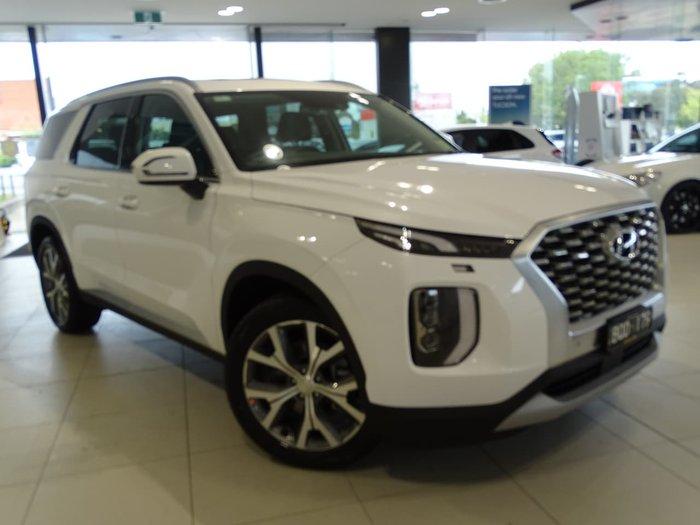 2021 Hyundai Palisade Elite LX2.V2 MY22 AWD White