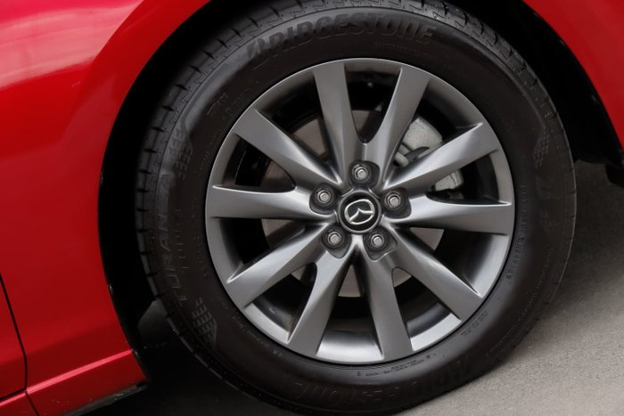 2019 Mazda 6 Touring GL Series Soul Red Crystal