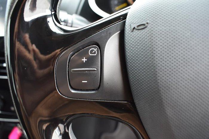 2016 Renault Clio Expression IV B98 Diamond Black