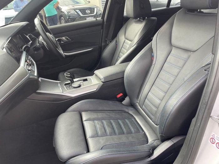 2019 BMW 3 Series 330i M Sport G20 White