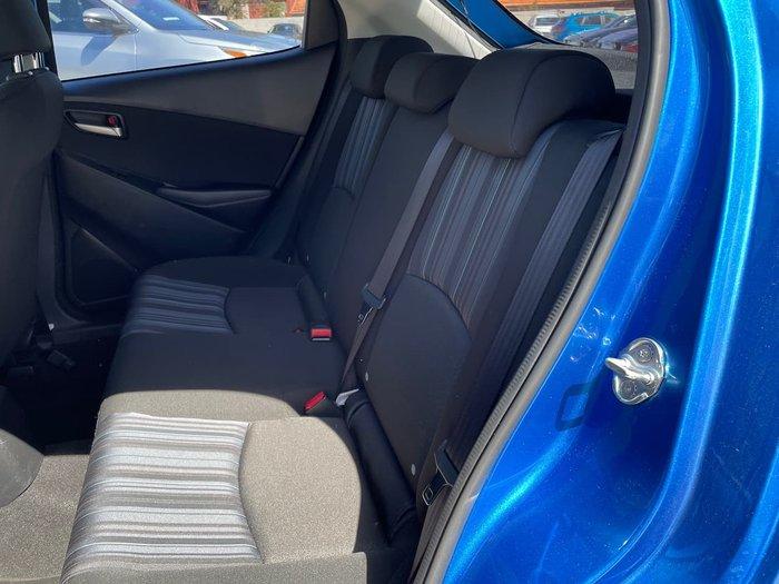 2015 Mazda 2 Neo DJ Series Blue