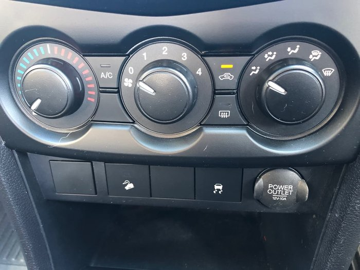 2012 Mazda BT-50 XT UP 4X4 Dual Range Blue