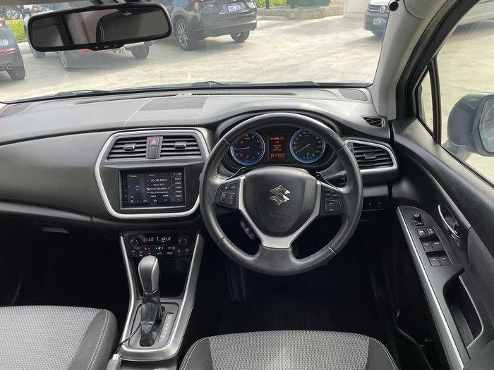2014 Suzuki S-Cross GLX JY 4X4 On Demand Grey