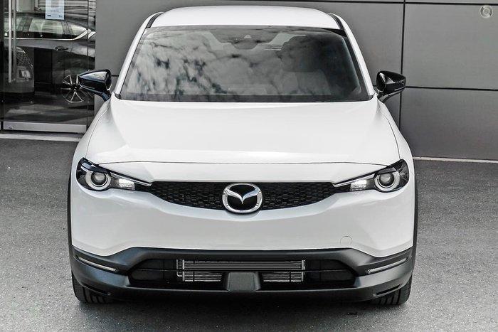 2021 Mazda MX-30 G20e Evolve DR Series White