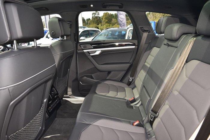 2021 Volkswagen Touareg 210TDI R-Line CR MY21 Four Wheel Drive Pure White