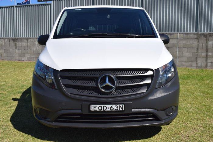 2017 Mercedes-Benz Vito 111CDI 447 Arctic White