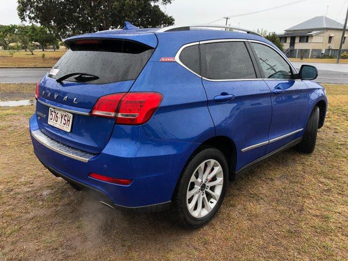 2019 Haval H2 Premium Sapphire Blue