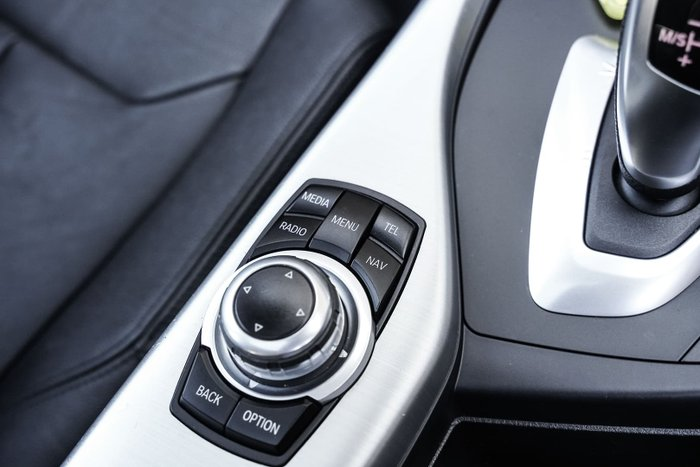 2013 BMW 1 Series 118d F20 Black