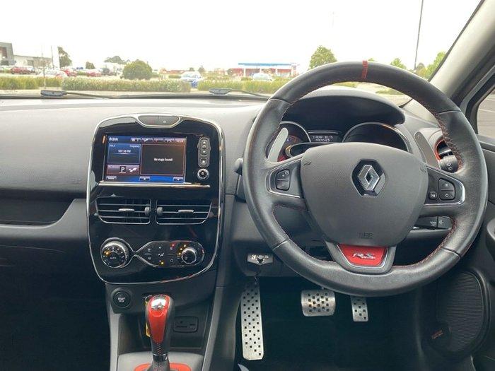 2013 Renault Clio R.S. 200 Sport Trophy IV B98 WHITE