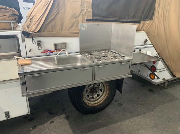 2004 Campers Aussie Swag Ultra ULTRA WHITE