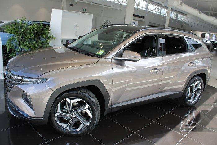2021 Hyundai Tucson Highlander NX4.V1 MY22 AWD Silky Bronze