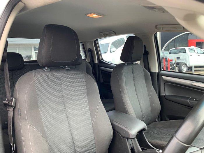 2017 Holden Colorado LTZ RG MY17 Summit White