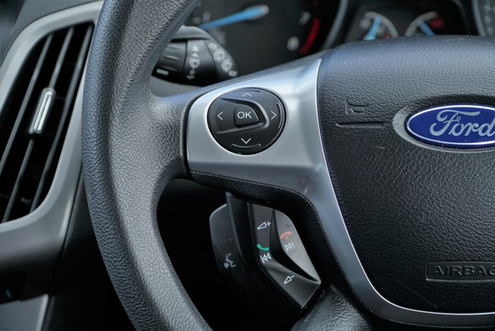 2013 Ford Focus Trend LW MKII Ingot Silver