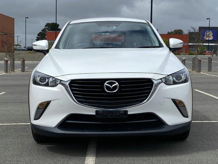 2016 Mazda CX-3 Maxx DK SNOWFLAKE WHITE PEARL