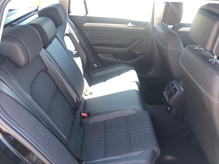 2021 Volkswagen Passat Alltrack 162TSI B8 MY21 Four Wheel Drive Black