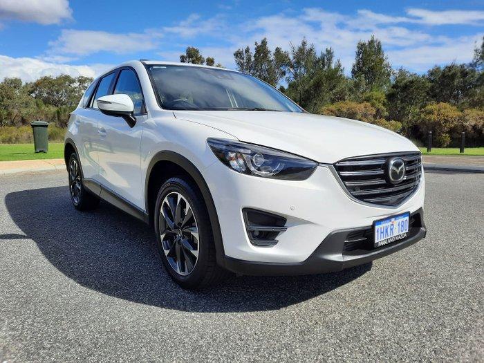 2016 Mazda CX-5 Akera