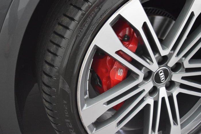 2017 Audi SQ5 FY MY18 Four Wheel Drive Daytona Grey Pearl
