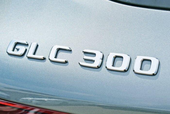 2019 Mercedes-Benz GLC-Class GLC300 X253 Four Wheel Drive Selenite Grey