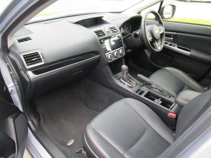 2017 Subaru XV 2.0i-S G4X MY17 AWD Ice Silver