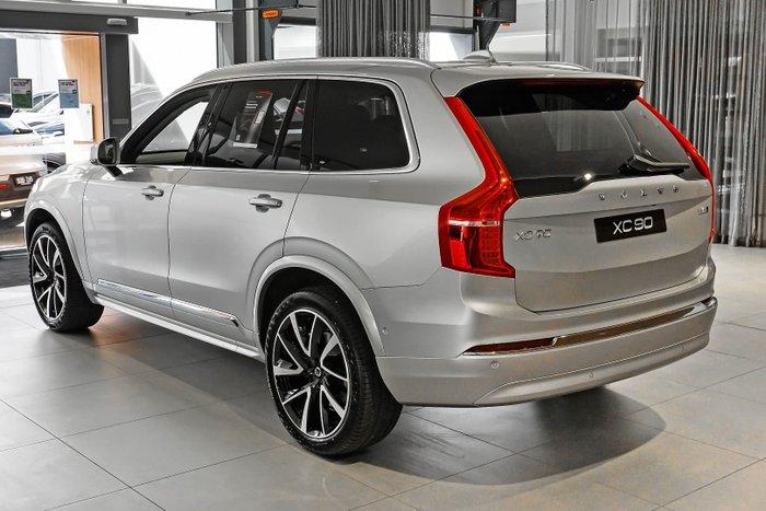 2021 Volvo XC90 B6 Inscription MY22 AWD Bright Silver