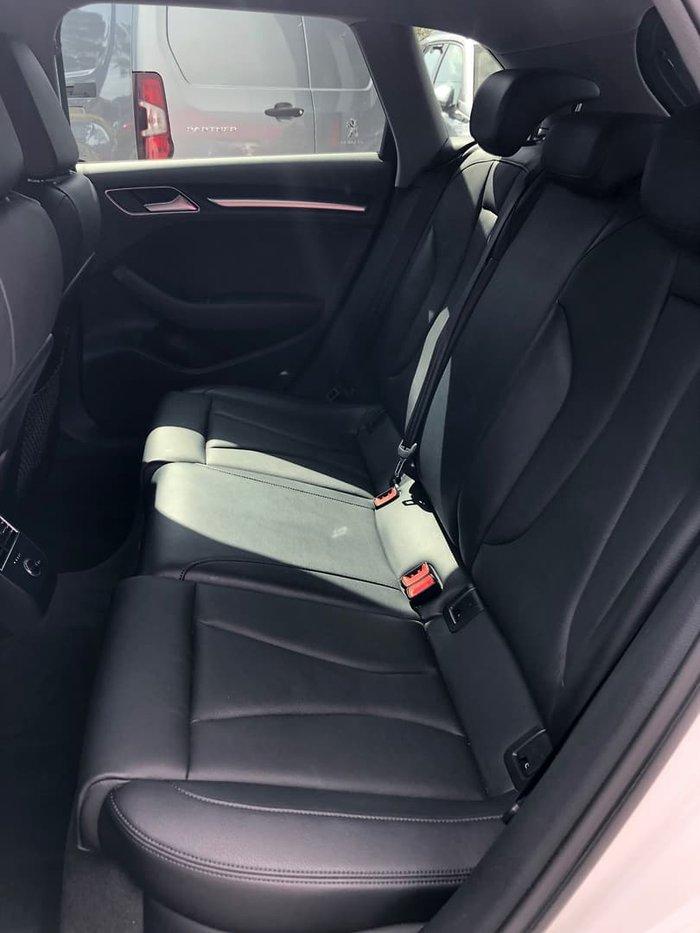 2018 Audi A3 8V MY18 Ibis White