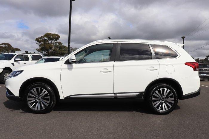 2019 Mitsubishi Outlander LS ZL MY20 White