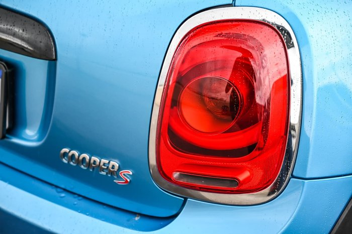 2016 MINI Hatch Cooper S F56 Blue