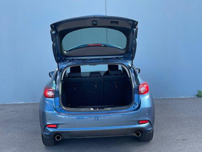 2017 Mazda 3 SP25 BN Series Eternal Blue
