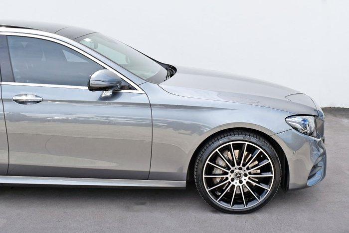 2017 Mercedes-Benz E-Class E300 W213 Selenite Grey