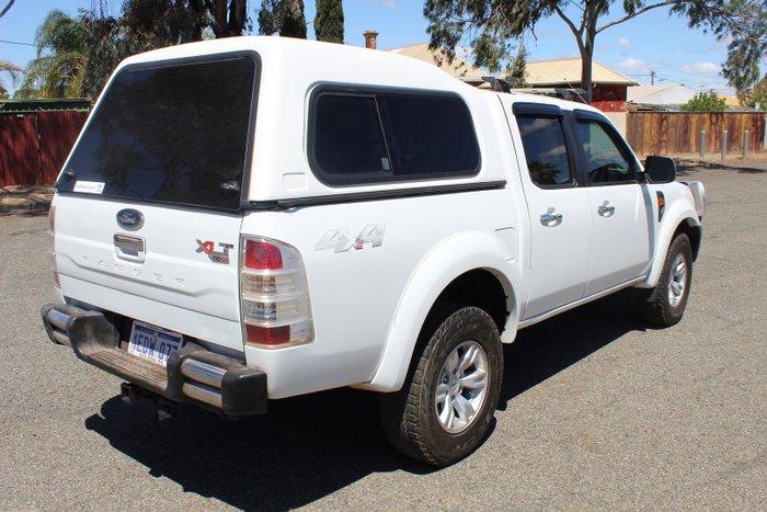 2009 Ford Ranger XLT PJ 4X4 Cool White