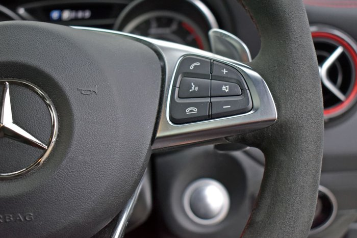 2018 Mercedes-Benz GLA-Class GLA45 AMG X156 Four Wheel Drive Polar White