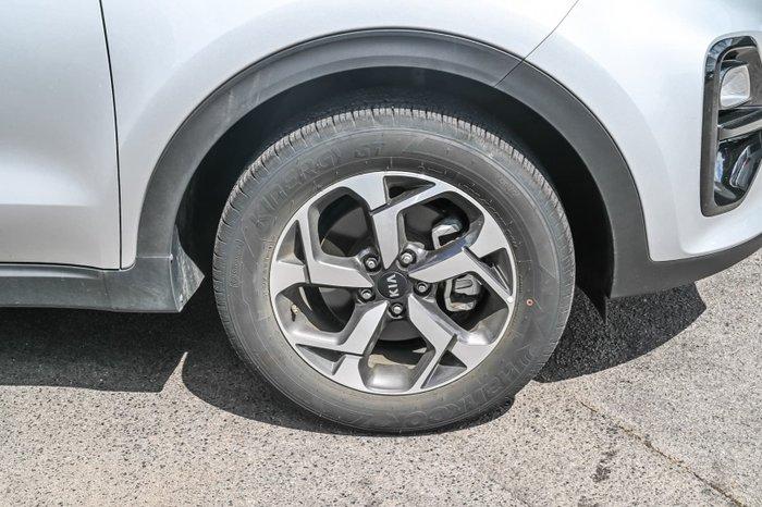 2019 Kia Sportage Si QL MY19 Sparkling Silver