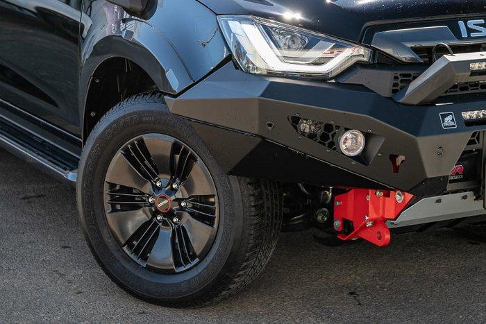 2021 Isuzu D-MAX X-TERRAIN MY21 4X4 Dual Range Basalt Black