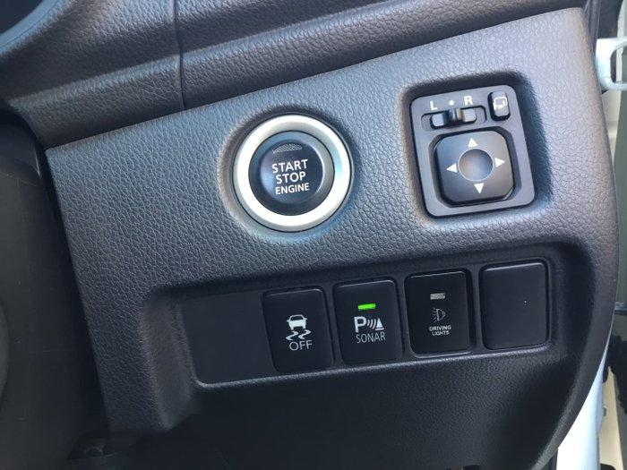 2017 Mitsubishi Pajero Sport GLX QE MY17 4X4 Dual Range White