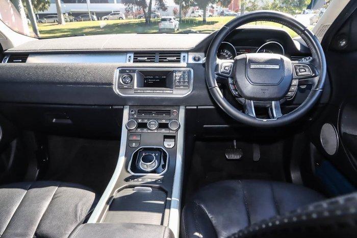 2012 Land Rover Range Rover Evoque SD4 Pure L538 MY12 4X4 Constant White