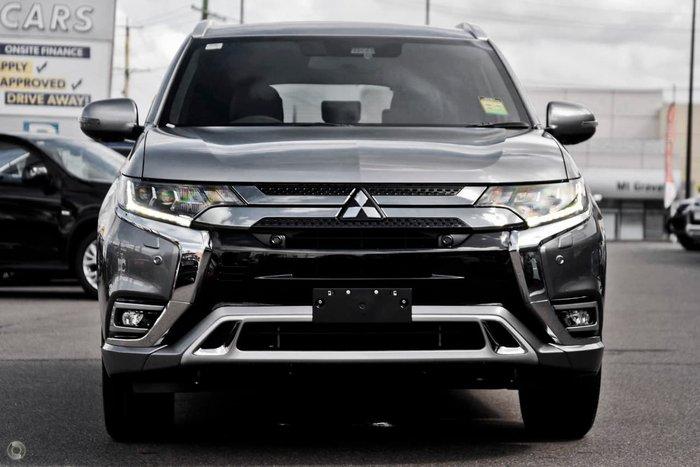 2021 Mitsubishi Outlander PHEV Exceed ZL MY21 AWD Grey