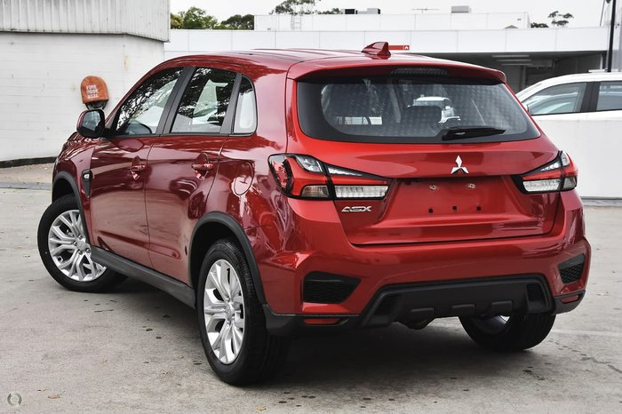 2021 Mitsubishi ASX ES XD MY21 Red